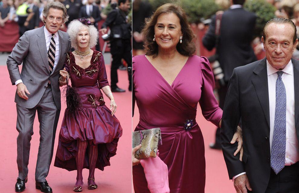 La selecta lista de invitados a la boda de María Colonques | Vestido ...