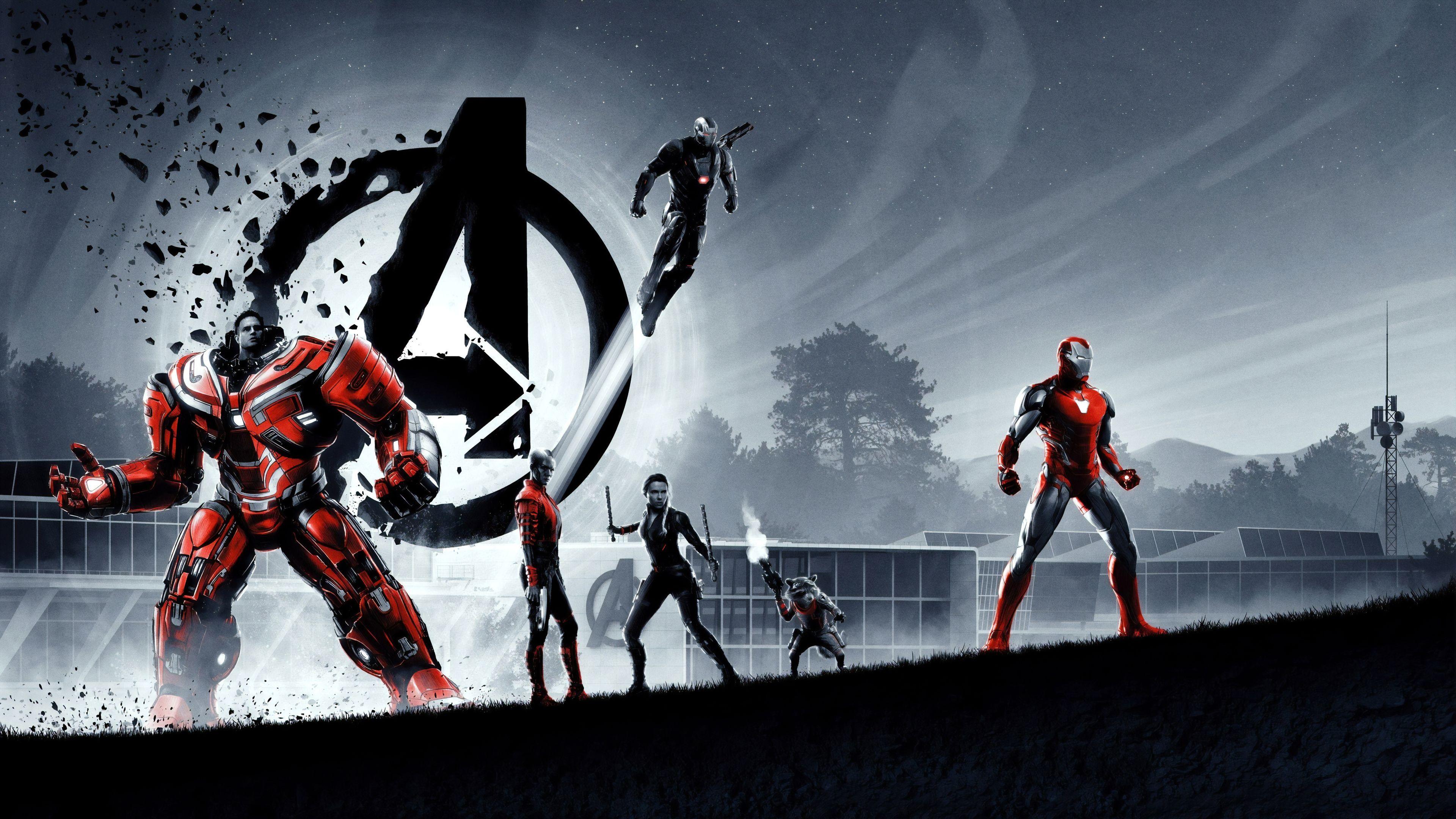 Wallpaper 4k Avengers Endgame 4k 2019 Movies Wallpapers 4k