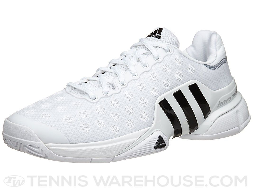 adidas Barricade 2015 White Men's Shoe