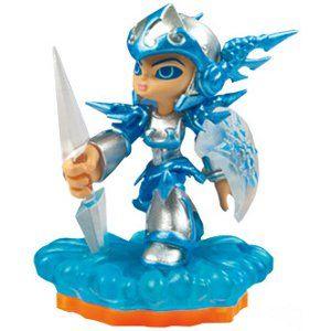 Skylanders Chill Figure LightCore Series 2