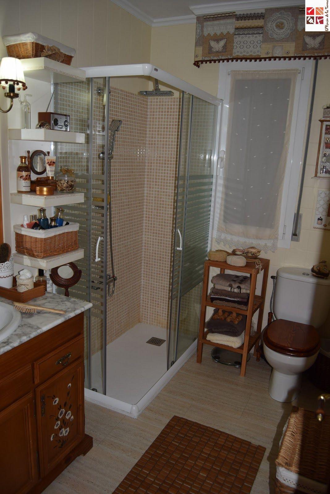 renovar cuarto de baño | Baños, Bañera de esquina