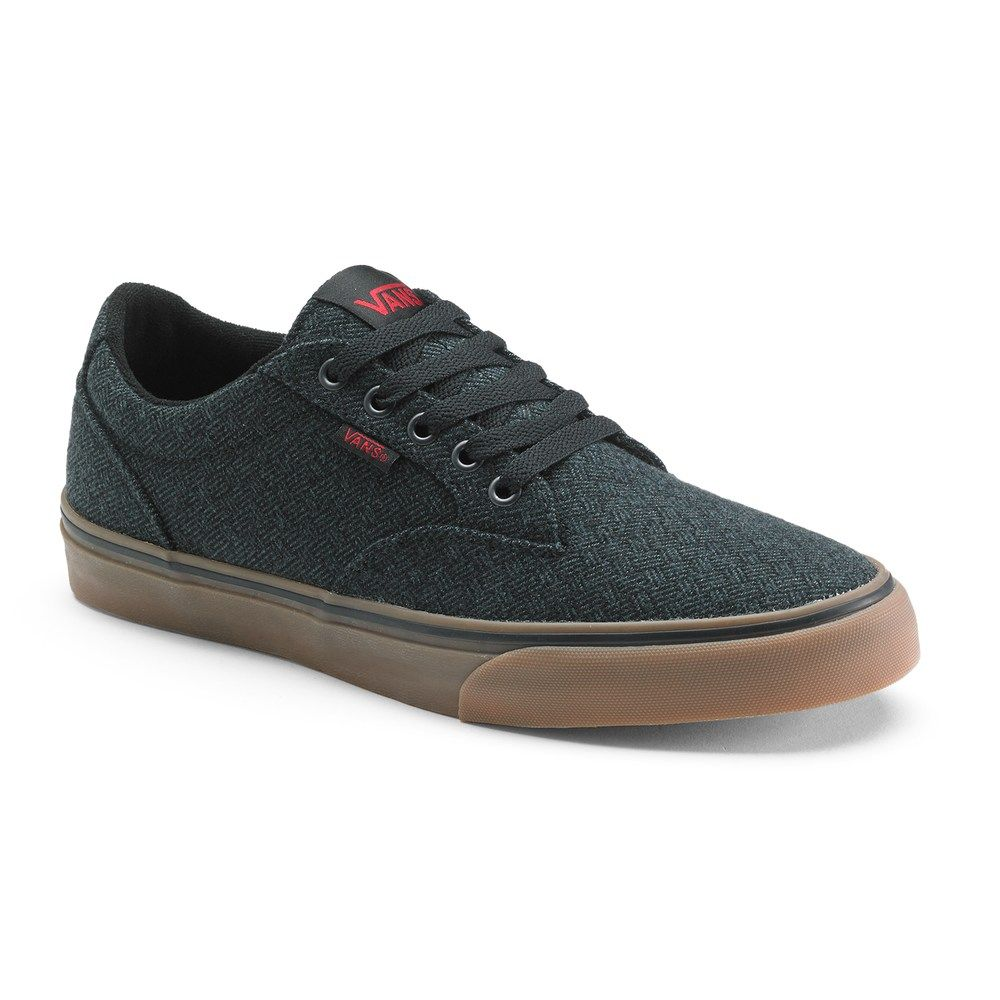 Vans Winston Deluxe Men's Skate Shoes | Products | Mens