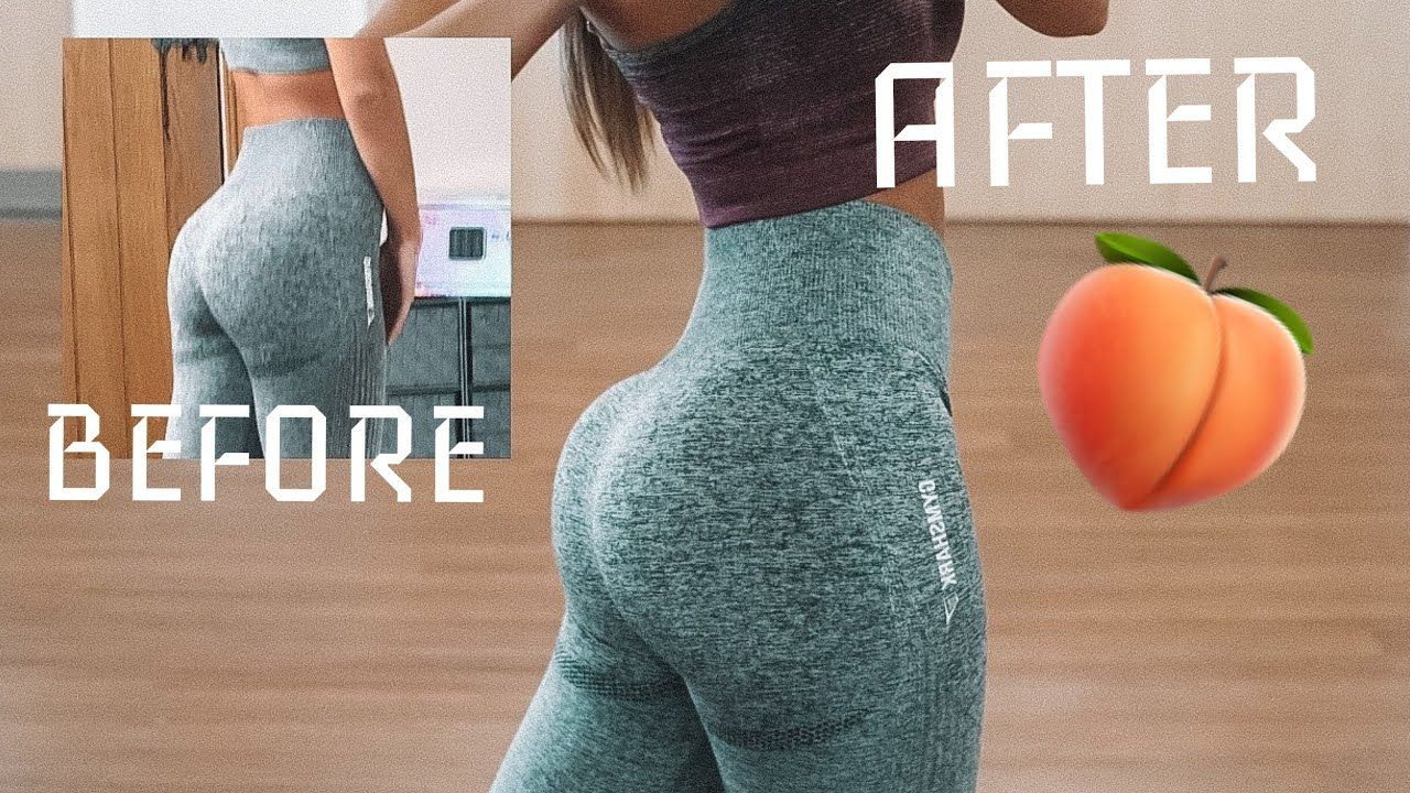 SLIM THICK | EXERCISES TO GROW YOUR GLUTES | MY JOURNEY – YouTube