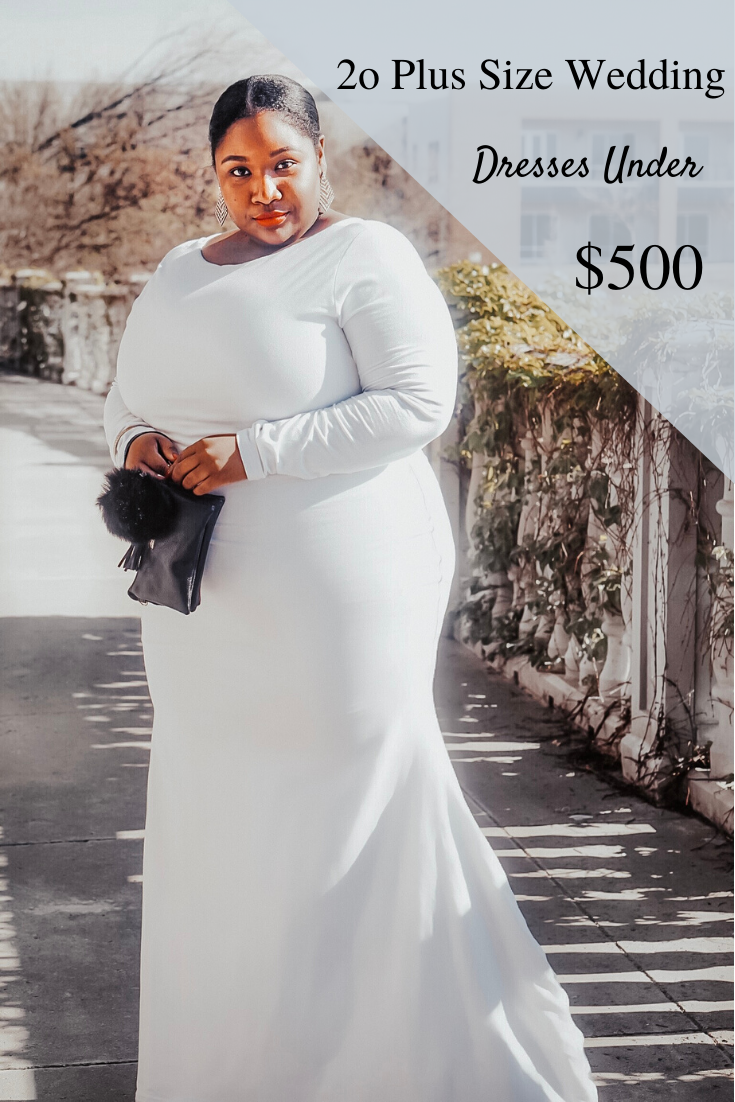 20 Plus Size Wedding Dresses Under 500 From Head To Curve Plus Size Wedding Wedding Dresses Under 500 Wedding Dresses [ 1102 x 735 Pixel ]