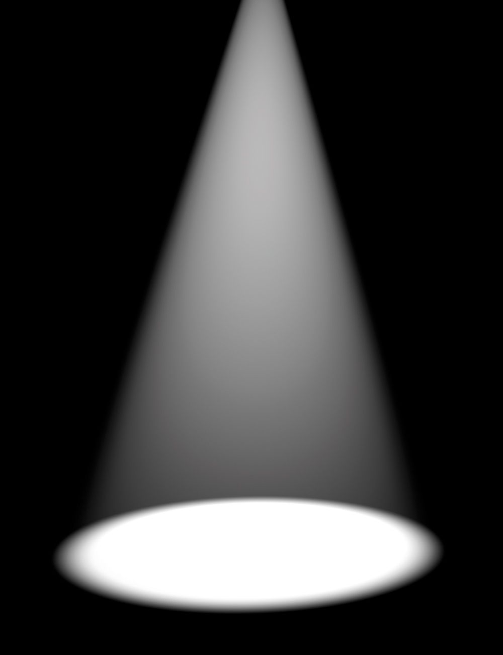 Spotlight light. Spotlights clipart background in