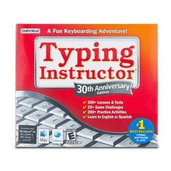 Typing Instructor 20 30th Anniversary Edition 30th Anniversary