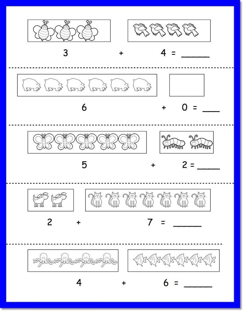 Kindergarten Addition Set A Addition Kindergarten Teaching Addition Kindergarten Resources Adding lesson plan for kindergarten