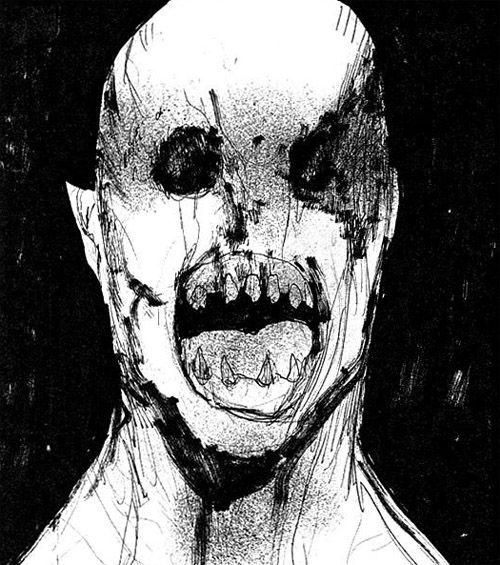 Mangareader Horror: Horror Manga Monster Man