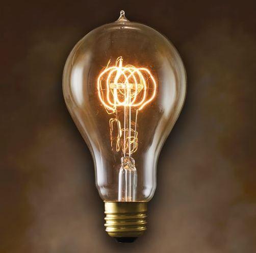 Bulbrite Nostalgia Series Vintage Light Bulbs Edison Light