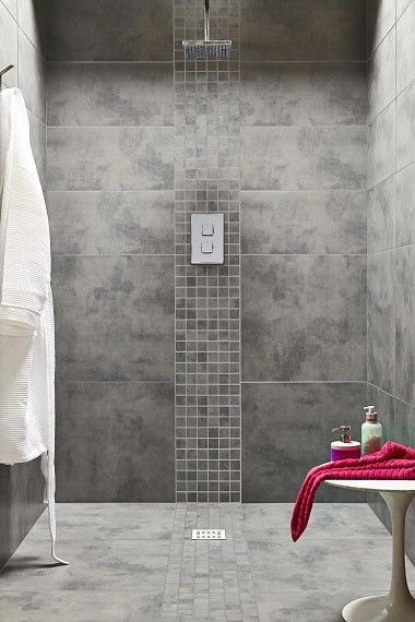 Bathroom Kitchen Wetroom Design Ideas In 2020 Modern Bathroom Tile Grey Bathroom Tiles Grey Mosaic Tiles