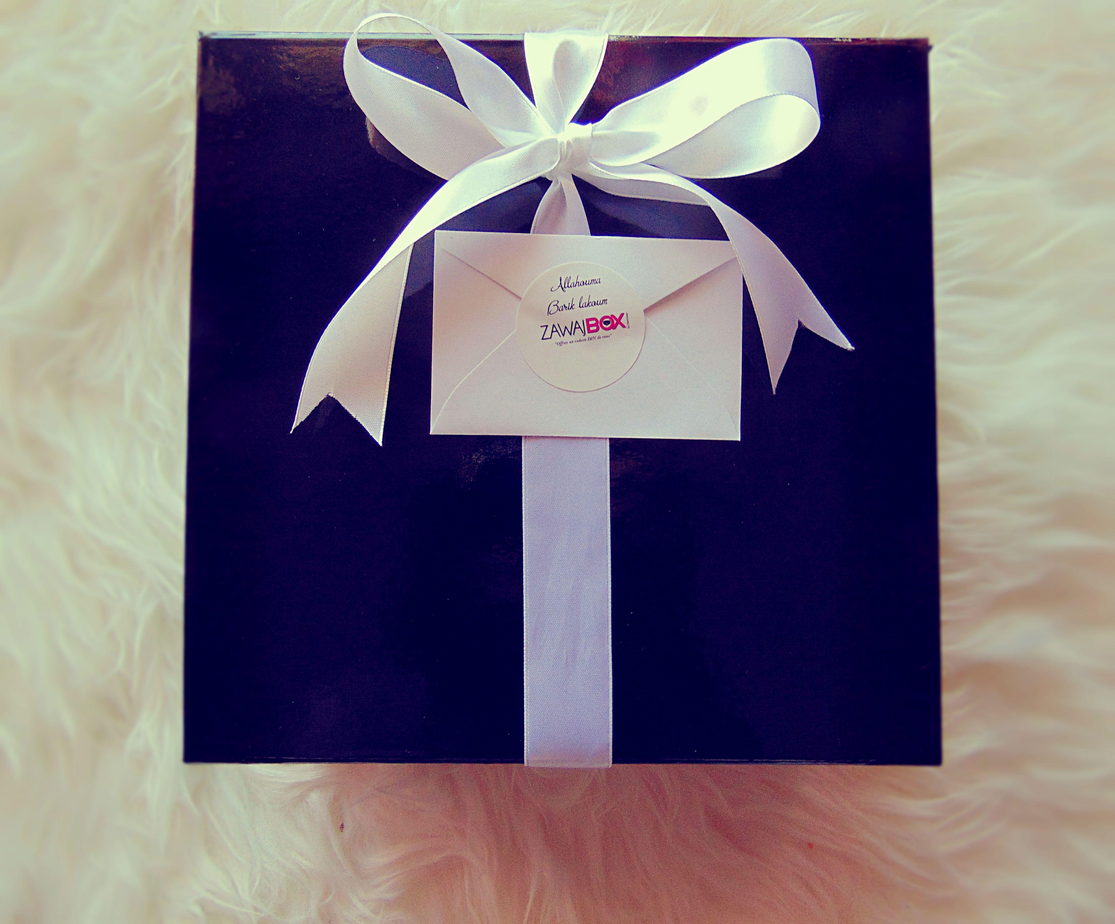 Häufig coffret zawajbox cadeau musulman classe raffiné muslim lovers | La  OK11