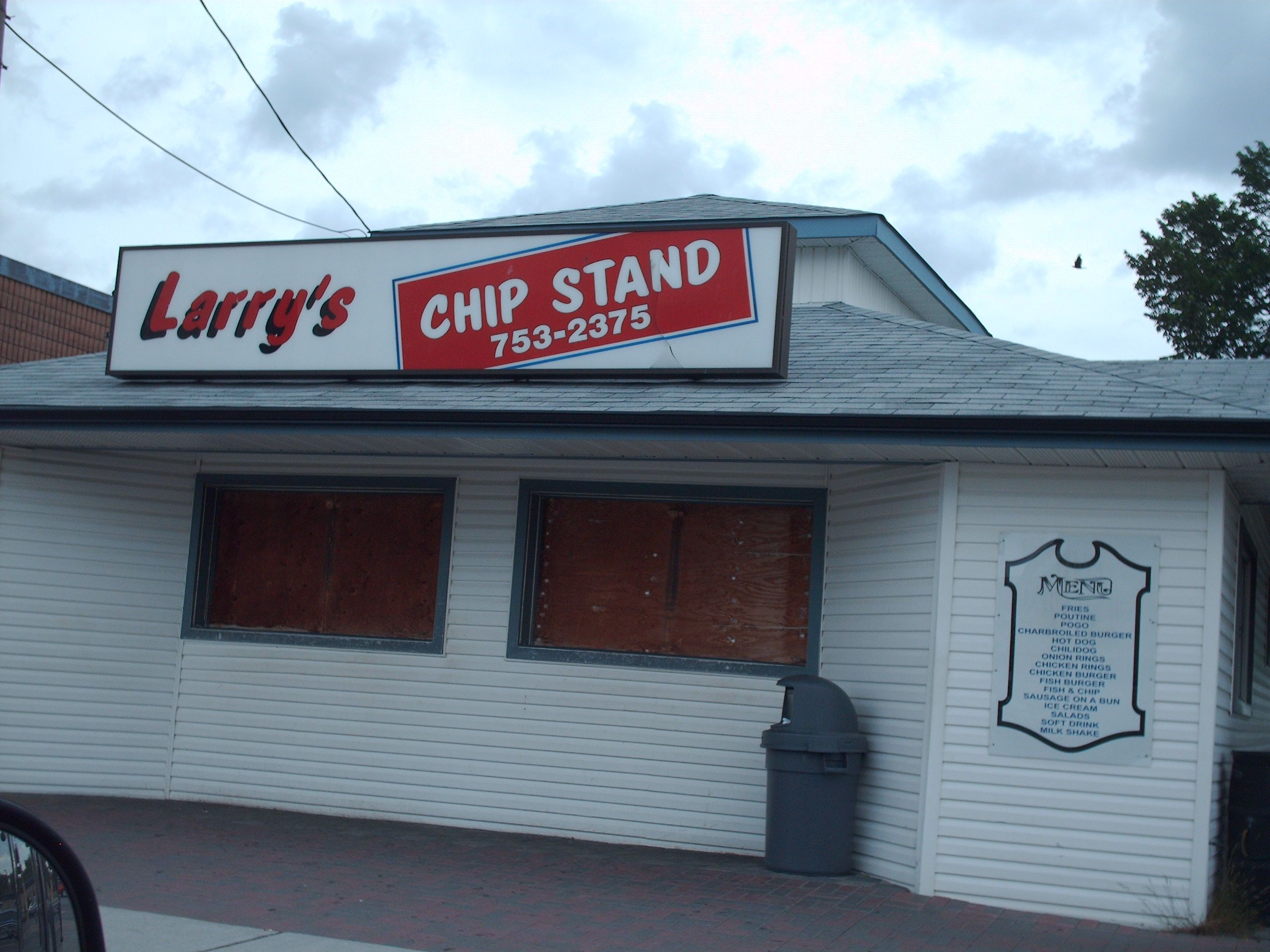 A Must-have When Visiting Sturgeon Falls