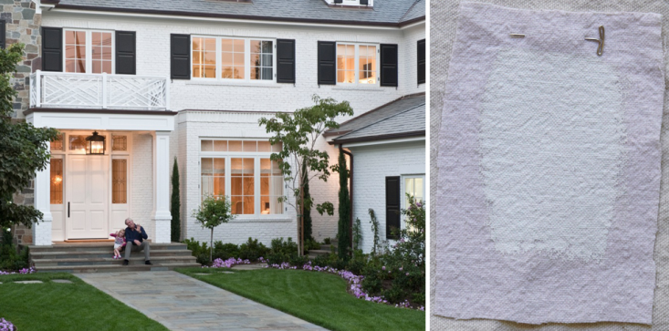 Best Exterior White Outdoor House Paints, GardenistaAbove
