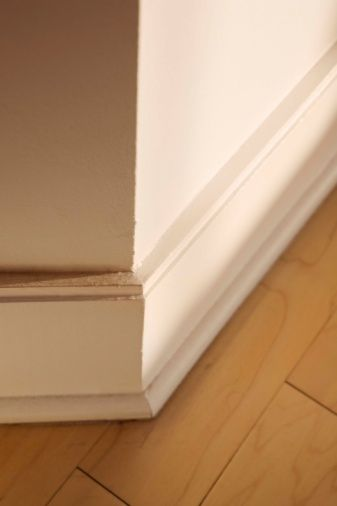 How To Install Plastic Baseboard Molding Bling The Casa