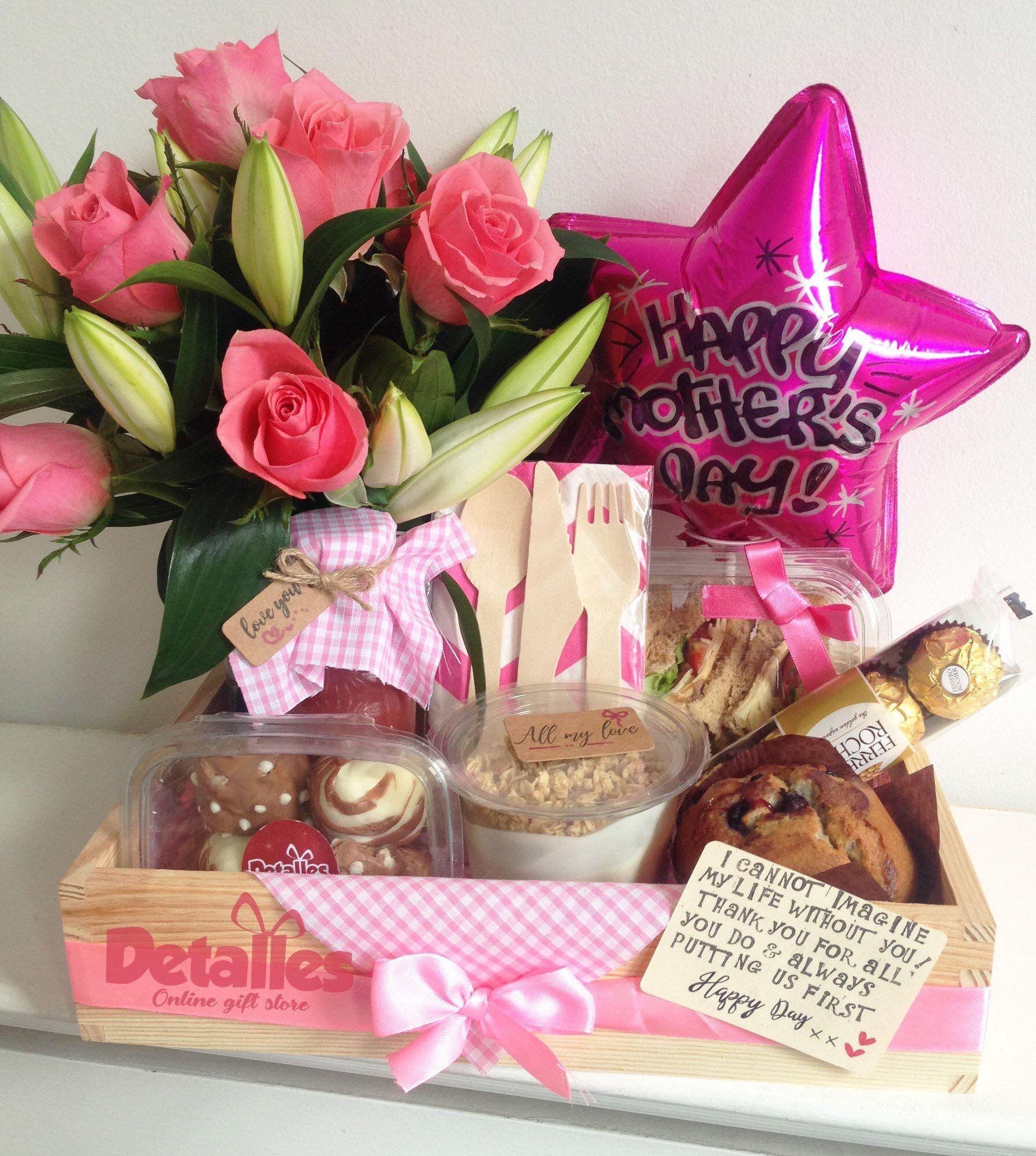 Surprise Deliveries Desayunos Sorpresa Gifts London Breakfast Gift Detalles