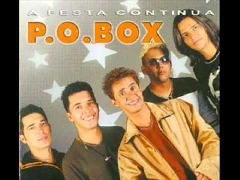 P.O. Box - Papo de Jacaré