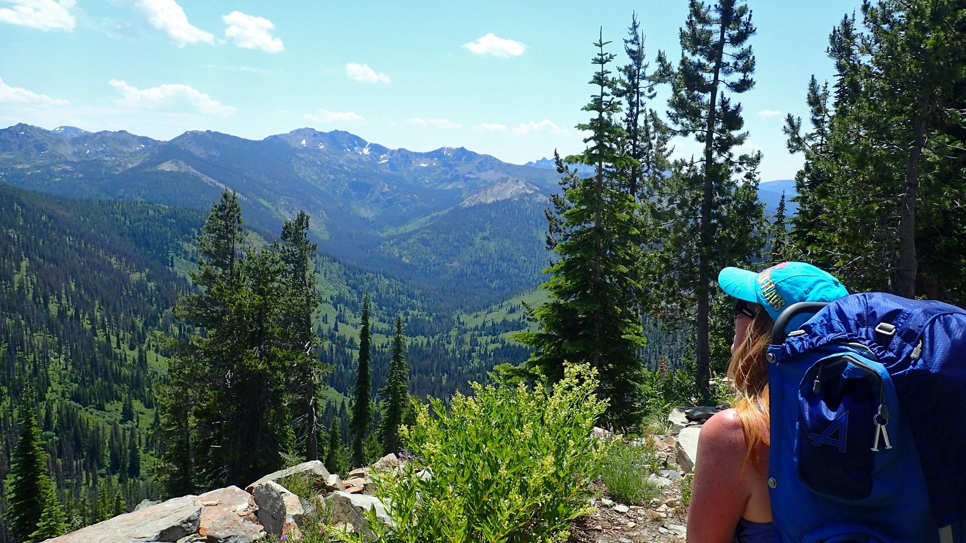 Cedar Lake Montana Backpacking Trip & Cedar Lake Montana Backpacking Trip   CampingandHiking   Pinterest ...