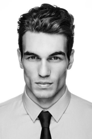 Popular men's hairstyles 2013