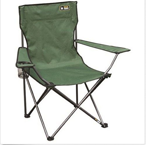 Quik Portable Folding Armchair Easy Popup Assembly Chair Folding Quad Camp Chair Green Be Sure To Chec Folding Camping Chairs Camping Chairs Outdoor Chairs