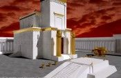 Temple Institute Raises Funds for Draft Plans for 3rd Temple :: Prophecy Dude