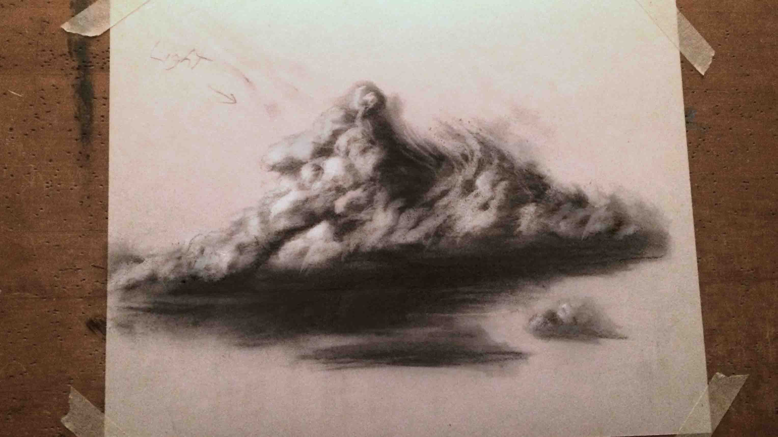 How To Draw A Realistic Cloud A Basic Tutorial For Beginners