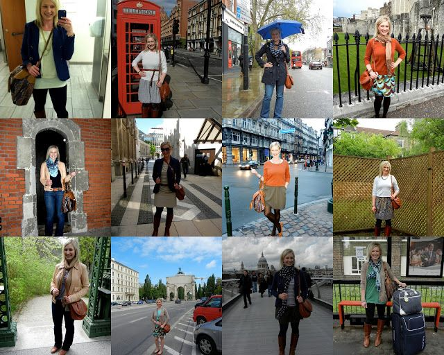 Best Travel Outfits For Europe