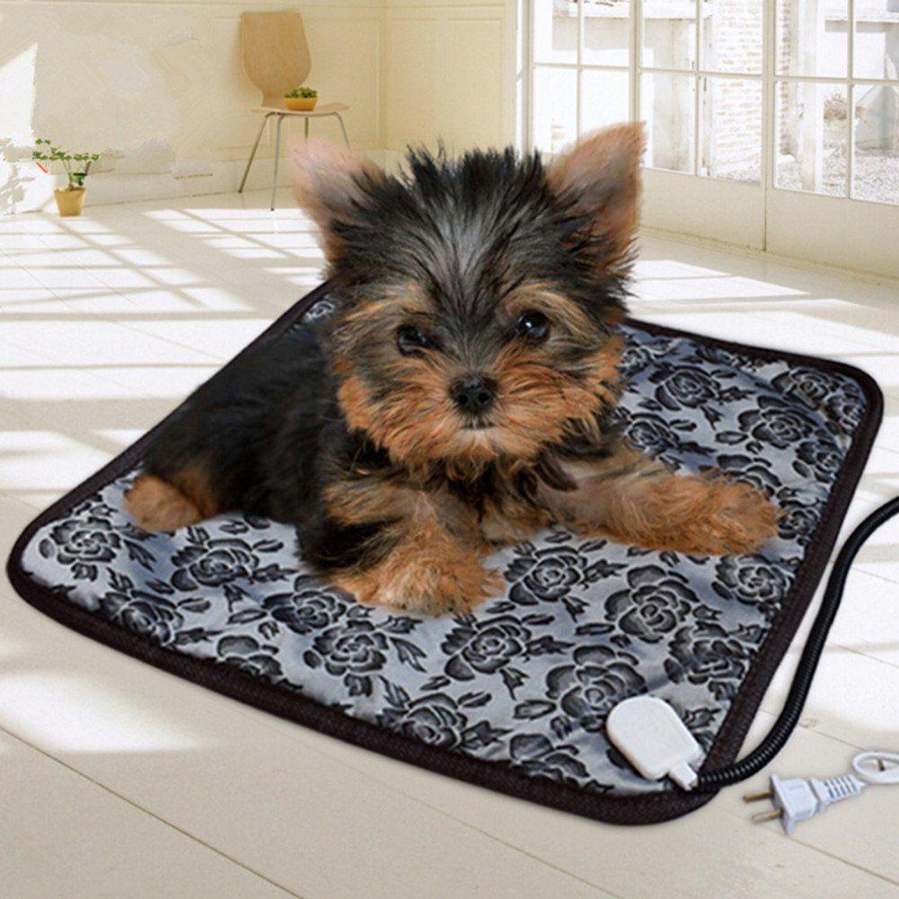 Elibeauty Pet Heating Pad Dog Cat Electric Heating Pad