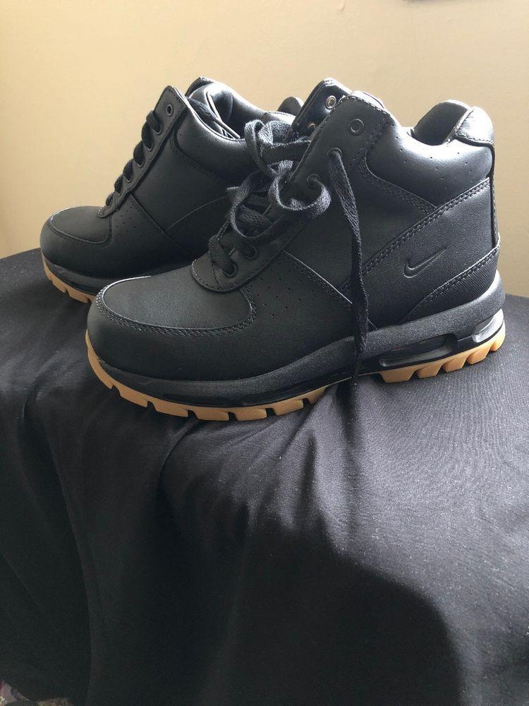 Nike Men s Air Max Goadome ACG Black Gum Bottom Sz 6  fashion  clothing   shoes  accessories  mensshoes  athleticshoes (ebay link) 177b8c5bb93