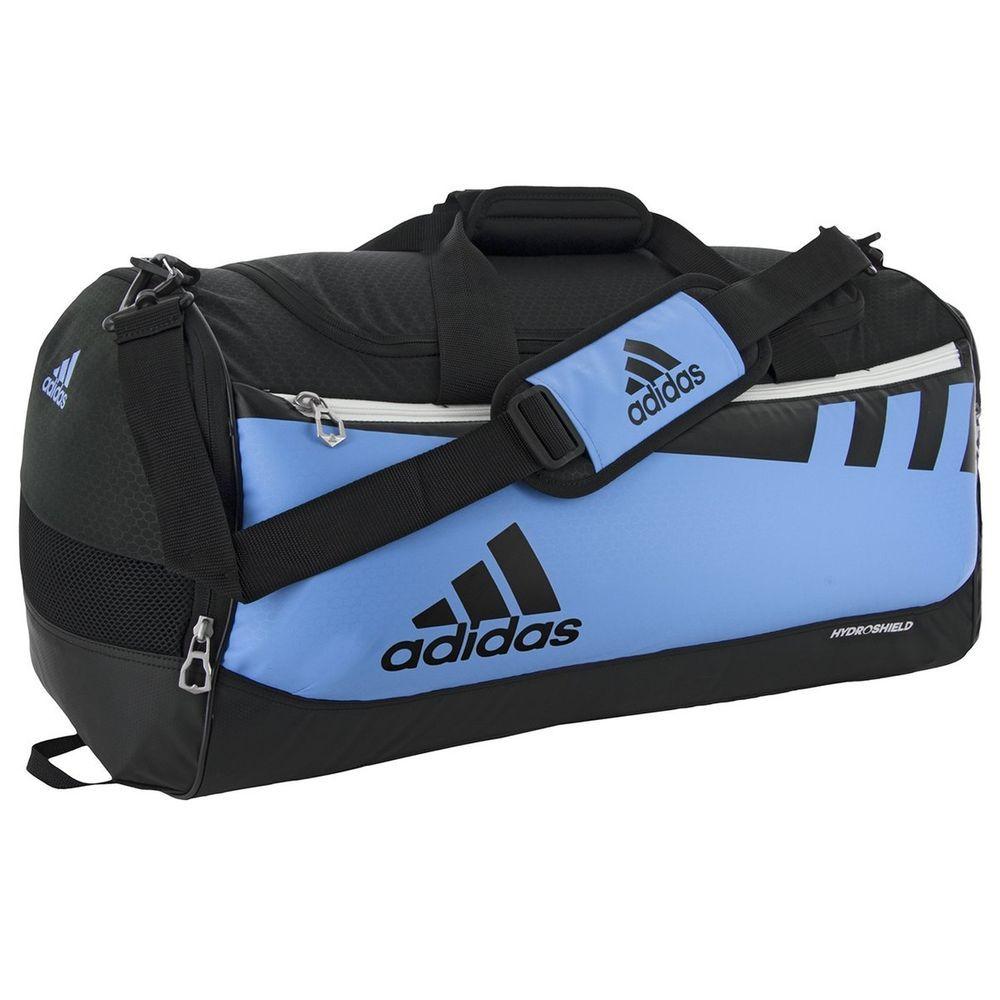 c192dd1e28b adidas Team Issue Duffel Bag Collegiate Light Blue Medium New #adidas