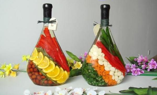 Decorative Vegetable Jars Decorative Vegetable Bottleshousedecorationa606060 Crafts 2