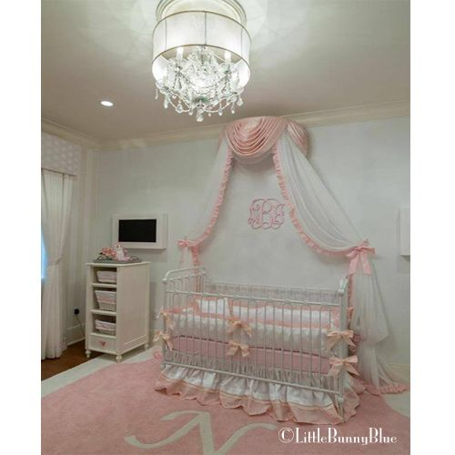 Barbie Baby Bedding Set For Luxury Princess Nursery Decor