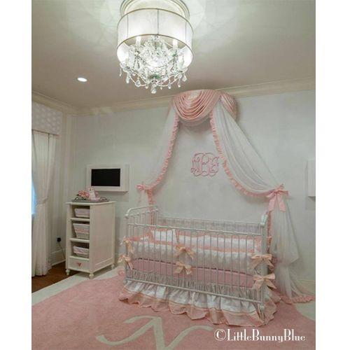 Barbie Baby Bedding Set For Luxury Princess Nursery Decor