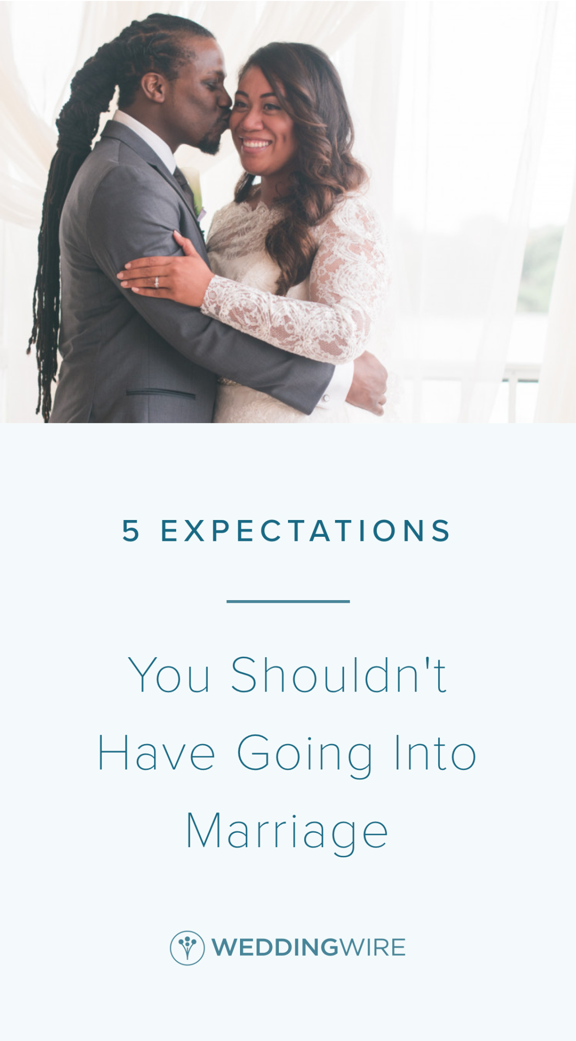 5 Expectations You Shouldn T Have Going Into Marriage