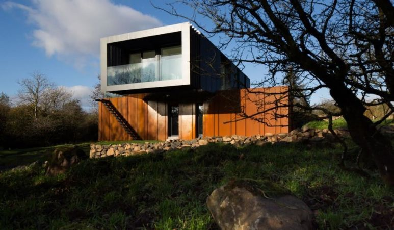 Local Architect Offering Chance To Stay In Grand Designs Shipping