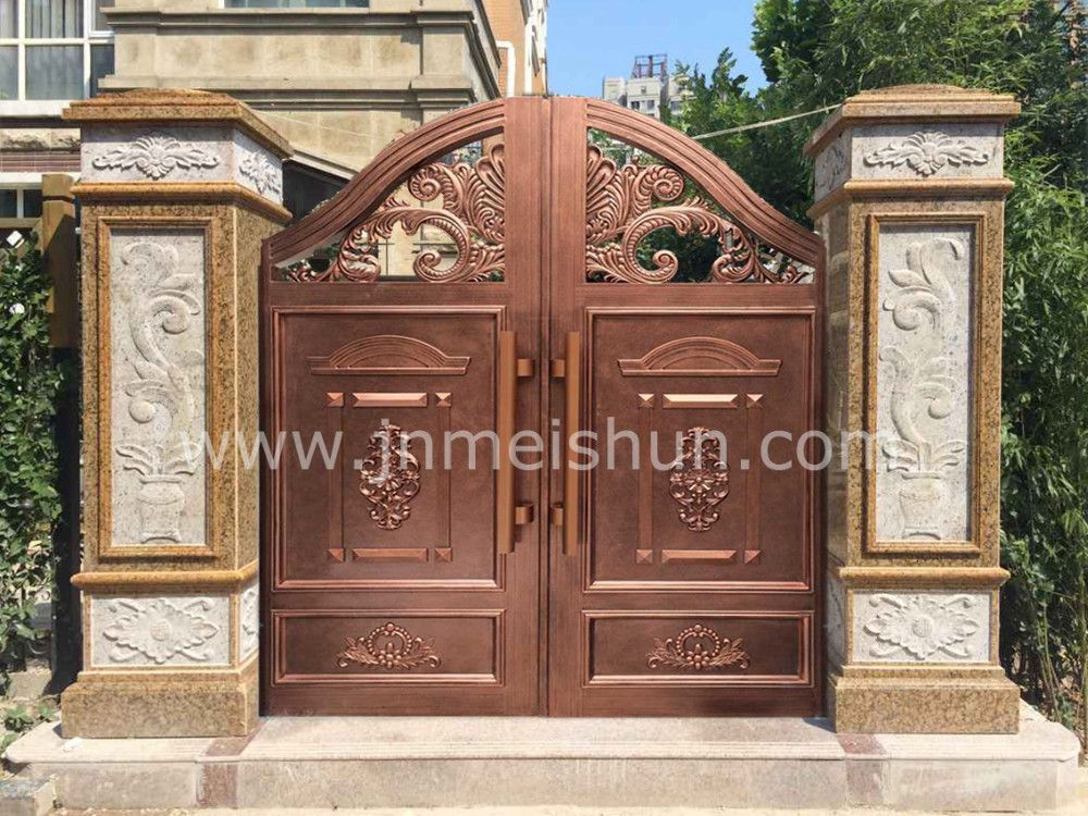Give 500 cash coupon latest house gate designs buy for Main gate design