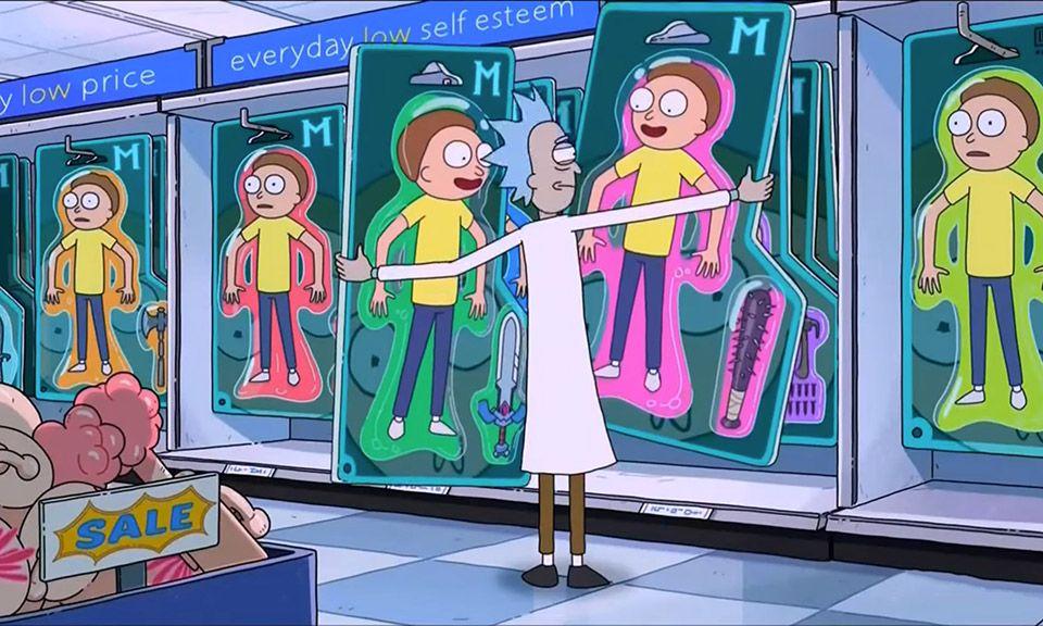 Rickandmorty Cartoon Anime Rick And Morty Season Rick And Morty Youtube Rick And Morty S3
