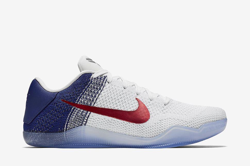 More Nike Olympic Sneakers Release this Week - Nike Kobe 11 Elite Low