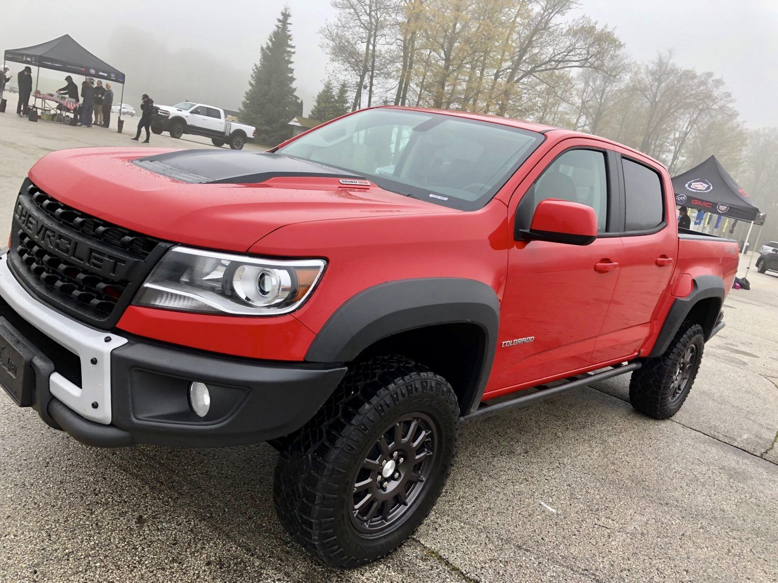 2019 Chevrolet Colorado Zr2 Bison Aev 2 8l Diesel First Drive Review Car Shopping Chevrolet Colorado Chevrolet Expedition Vehicle