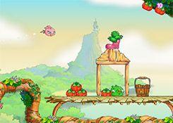 Sofiajuegos Com Juego Angry Birds Stella Juegos De Kizi Gratis