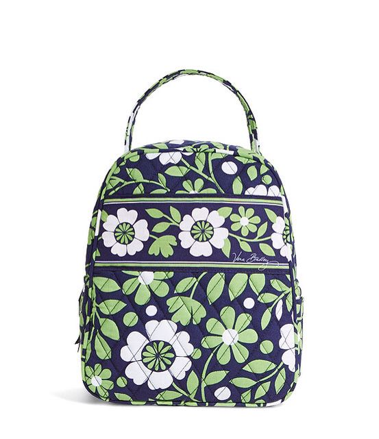 b8cb68d2ccd Here s a much prettier lunch bag than a brown paper bag! With enough space  for most pre-packaged frozen meals and a handy ID window to set your bag  apart ...