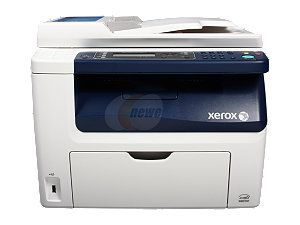 Xerox Workcentre 6015 Ni Mfc All In One Up To 15 Ppm 1200 X 2400