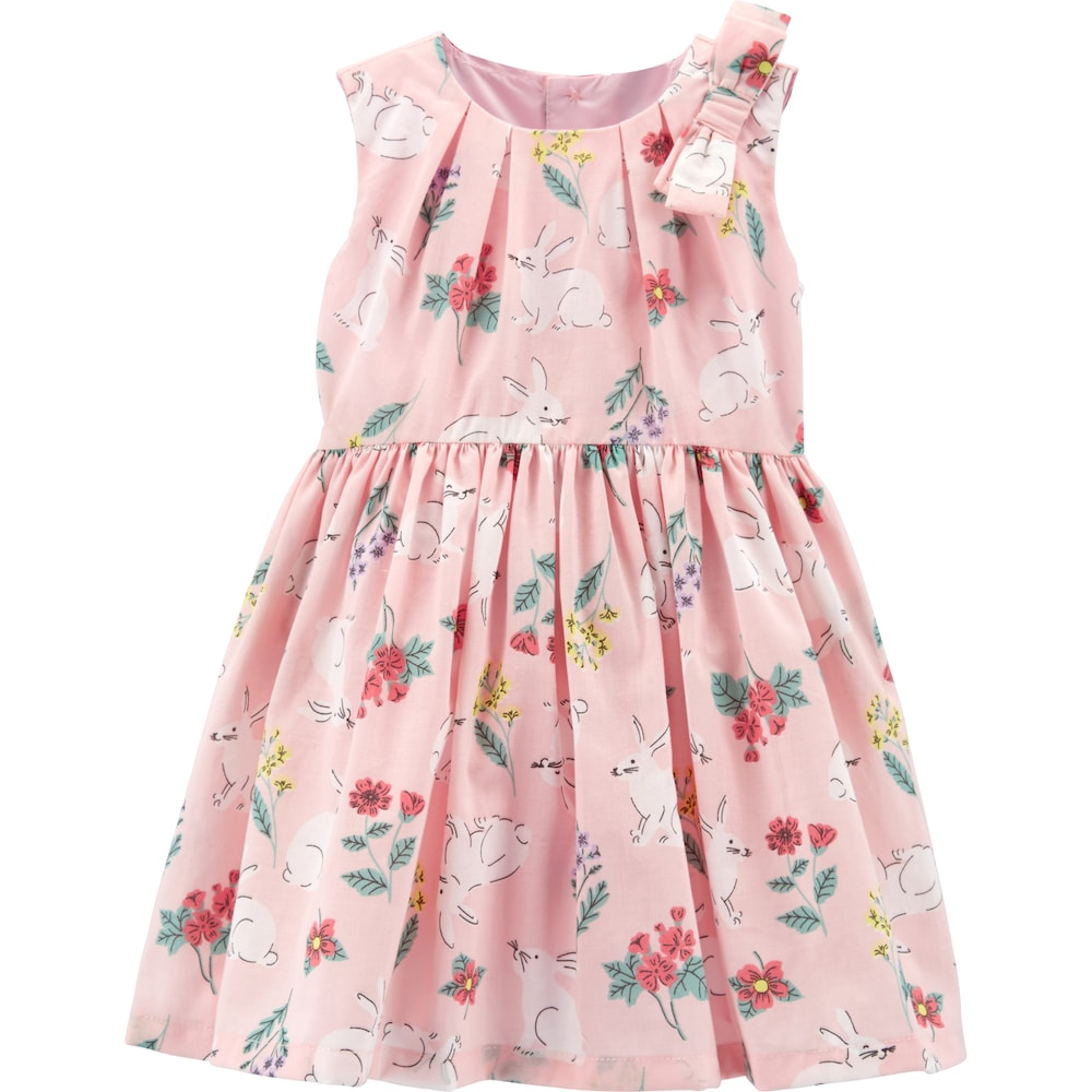 0e2da5b64daec Baby Girl Carter s Bunny Dress