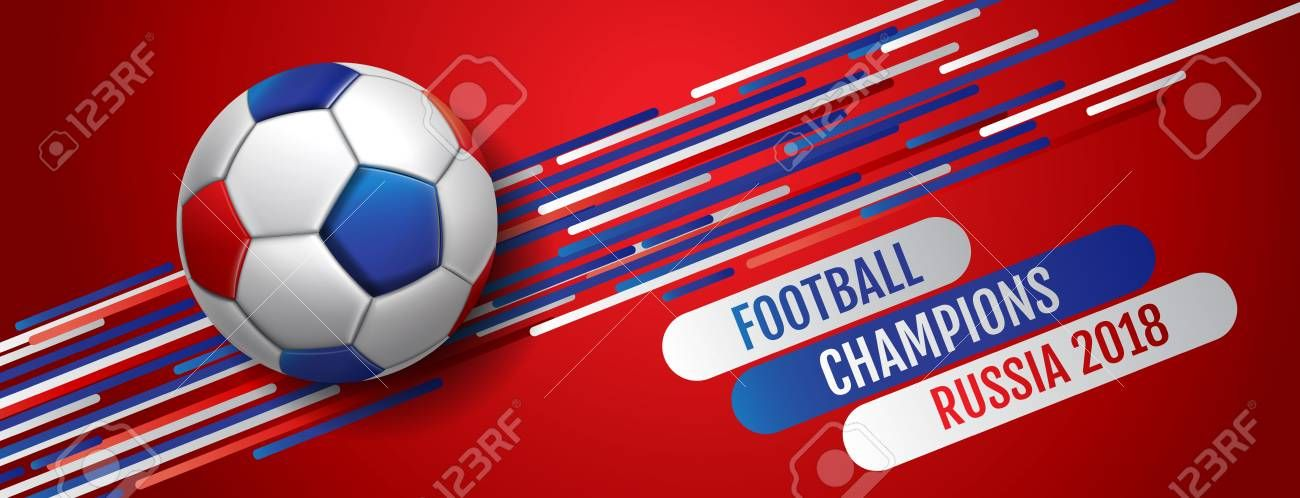 A Football 2018 World Championship Cup Background Soccer Illustration Ad World Championship Football Soccer Illustrati In 2020 With Images Soccer Football Soccer Ball
