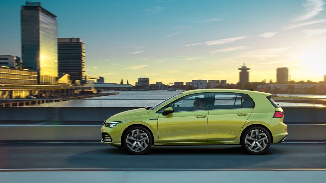 New Vw Golf Mk8 First Official Look Car Magazine