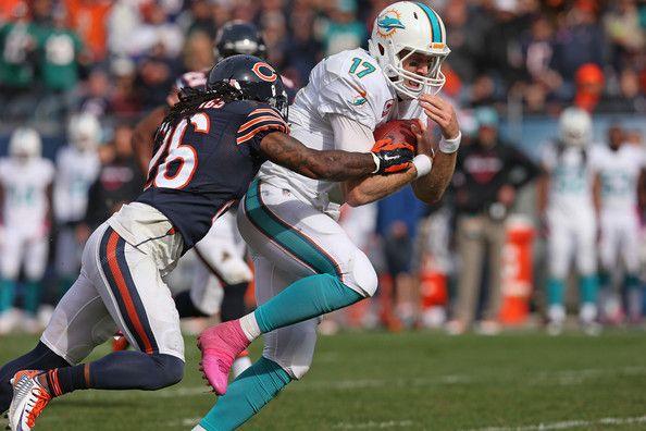Tim Jennings Pictures - Miami Dolphins v Chicago Bears - Zimbio 40fa14eb8