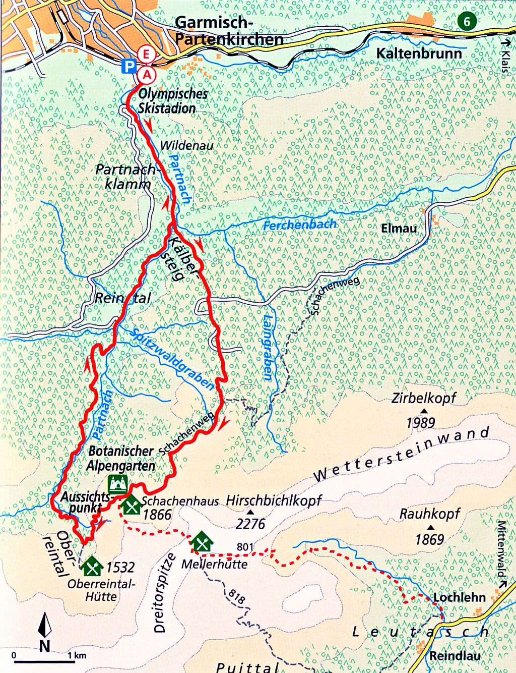 Map Of Germany Garmisch.Partnachklamm Garmisch Partenkirchen Germany Gotta Get Outta