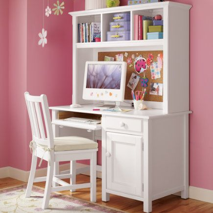 kids desks | Kids Desks & Chairs: Kids White Classic Wooden Walden Desk -  White - Kids Desks Kids Desks & Chairs: Kids White Classic Wooden Walden