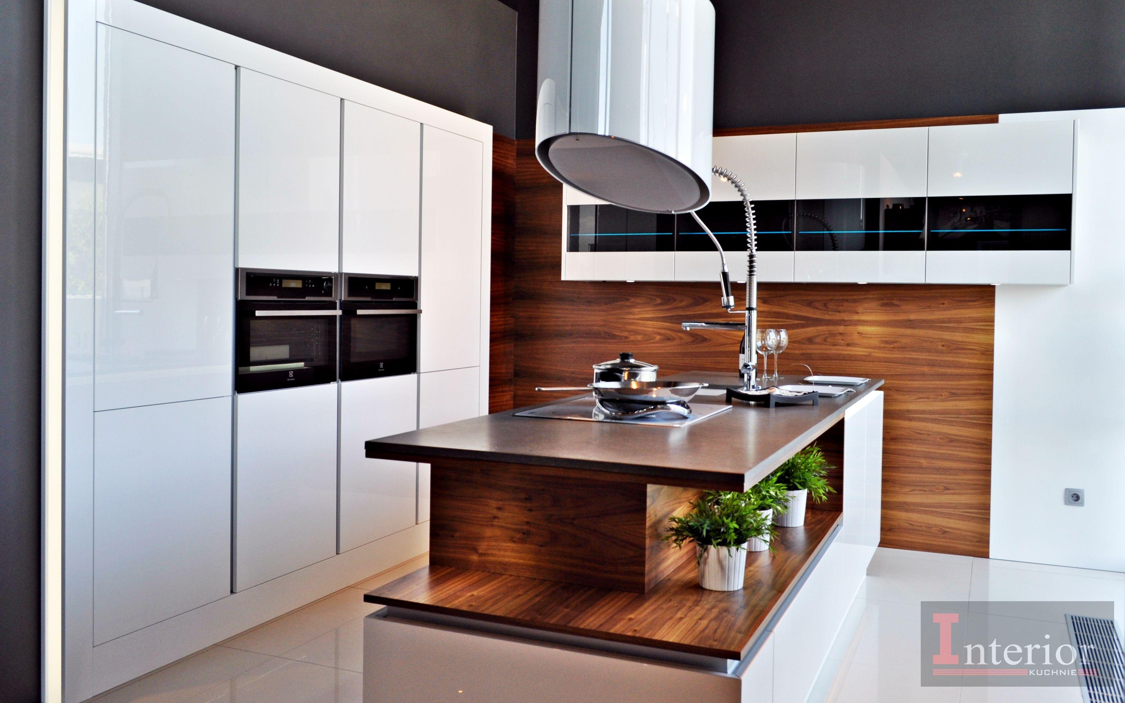 meble kuchenne bia y po ysk orzech ameryka ski interior pinterest. Black Bedroom Furniture Sets. Home Design Ideas