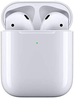 Amazon Com Apple Airpods With Wireless Charging Case Latest Model Apple Tv Wireless Apple Products