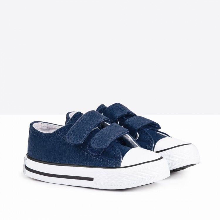a4bc6363b86 Zapatillas de bebé lona rojo - Calzado - Bebé - Osito by Conguitos  #conguitos #osito #shoes #collection #ss18 #rojo #sneakers … | Shoes  Collection SS18 en ...